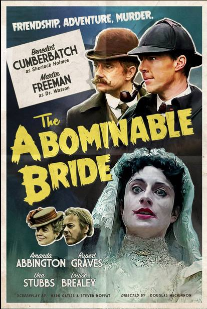 Sherlock - The Abominable Bride