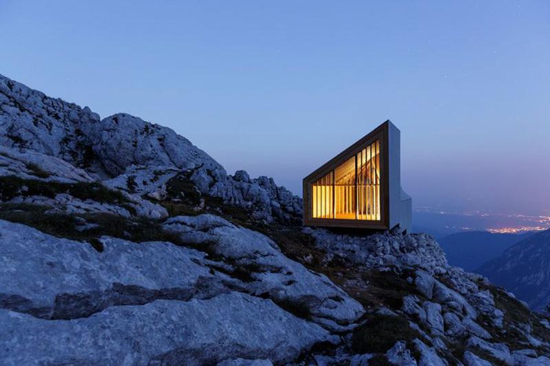 Alpesi bivak