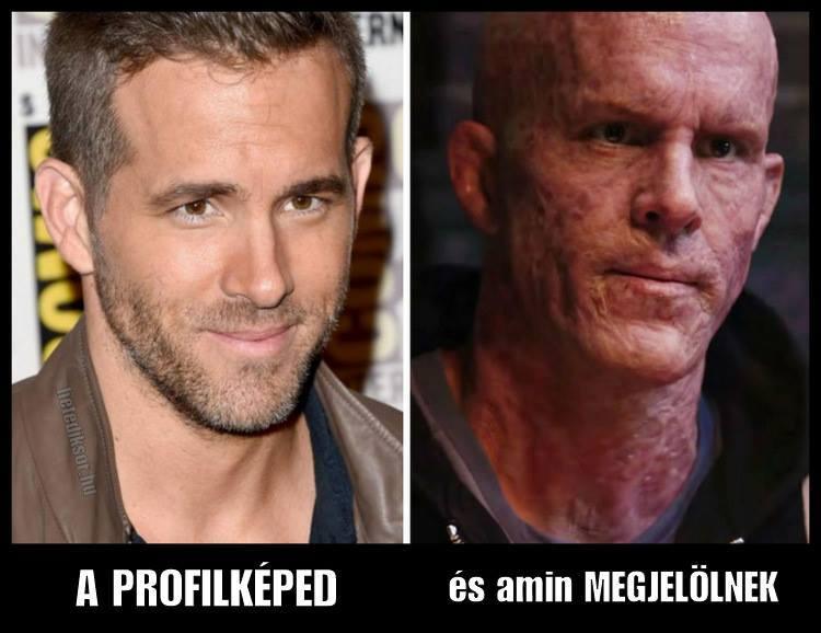 Deadpool profil