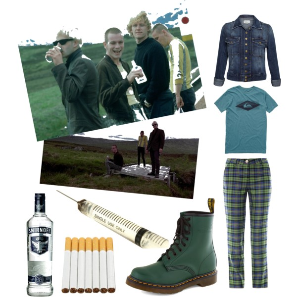 Trainspotting outfit