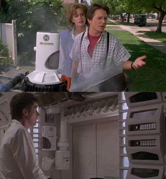 Vissza a jövőbe - Alien