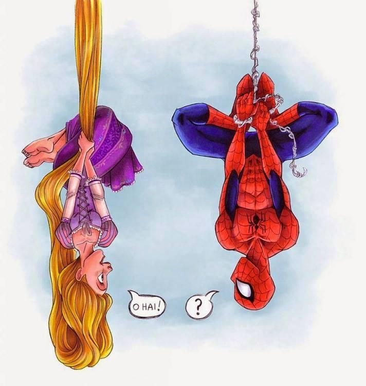 Aranyhaj és Pókember