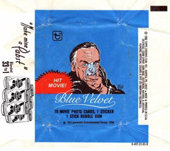 Kék bársony