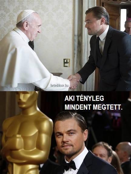 Kösz Pápa!