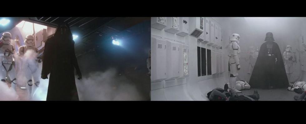star wars vs. star wars