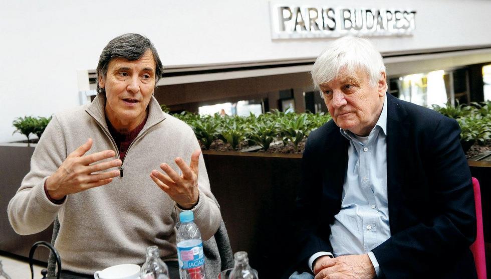 Jacques Perrin és Jacques Cluzaud interjú
