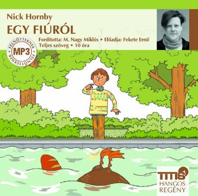 Nick Hornby Egy fiúról hangoskönyv