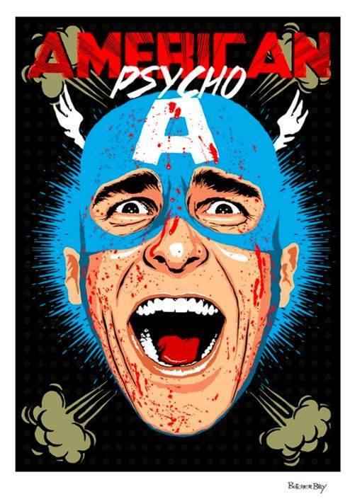 Amerikai pszichó kapitány