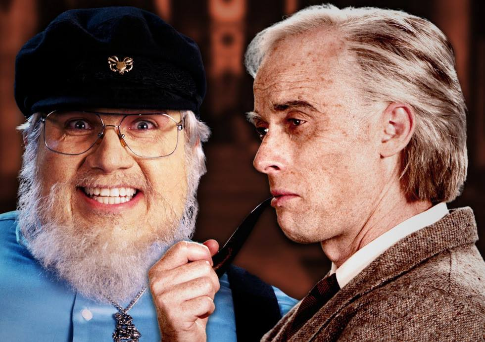 Tolkien vs. Martin
