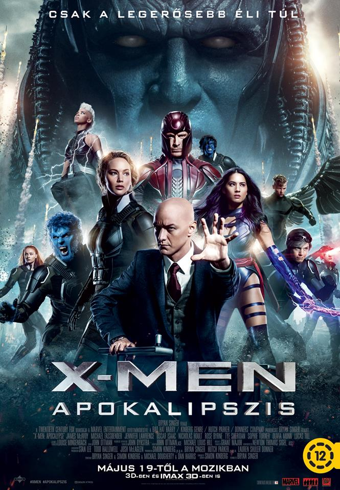 x-men apokalipszis