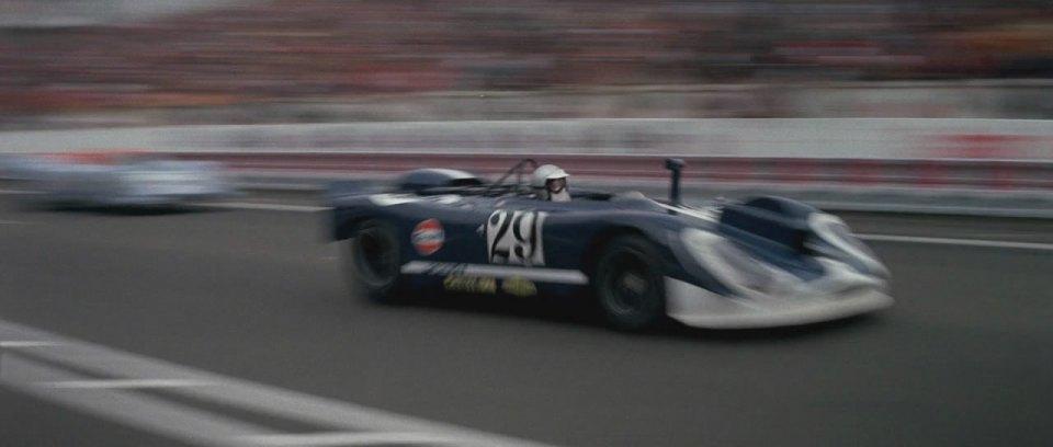 #29-es Porsche
