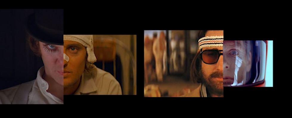Kubrick és Wwes Anderson