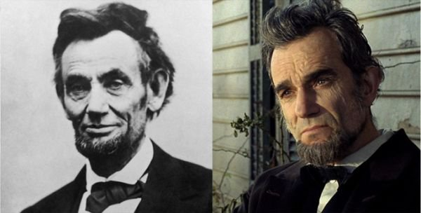 Abraham Lincoln – Daniel Day‑Lewis – Lincoln (2013)