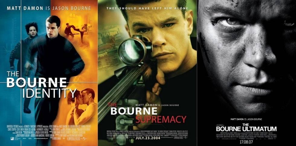 Bourne feilmek