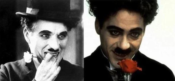 Charlie Chaplin – Robert Downey Jr. – Chaplin 1992