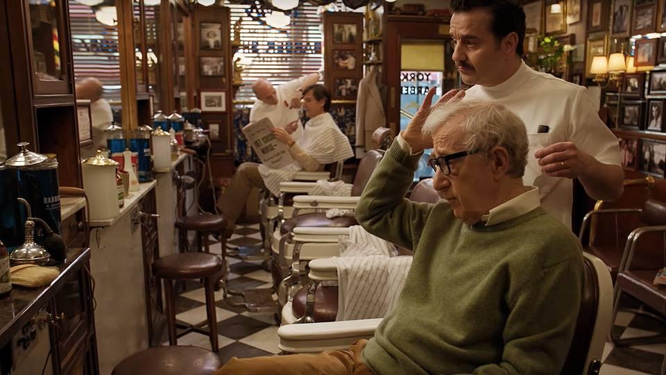 Woody Allen tv