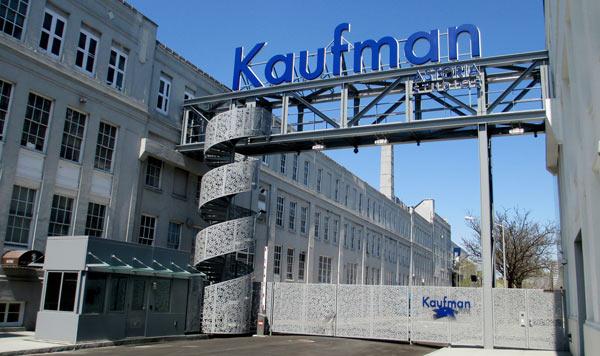 kaufman studio