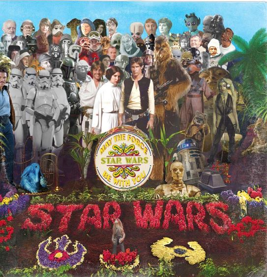 star wars beatles