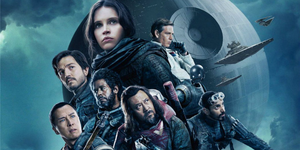 star wars rogue one chinese poster