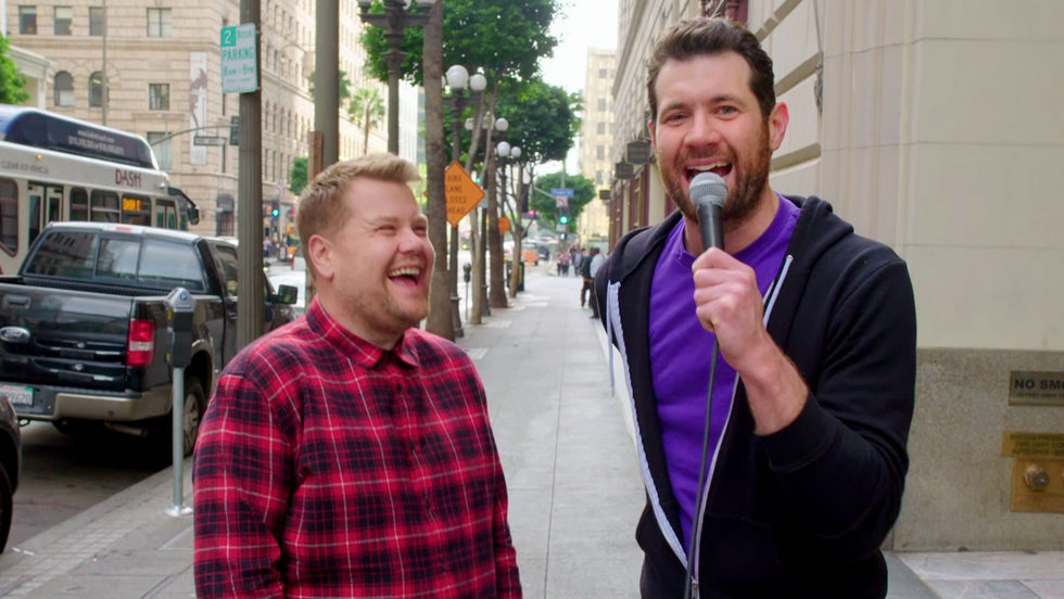 james-corden-billy-on-the-street