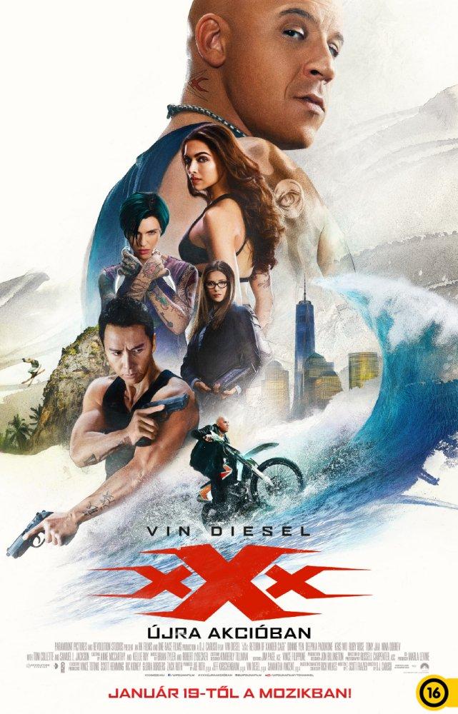 xXx Újra akcióban