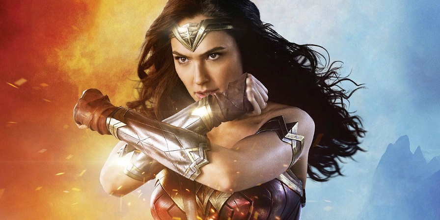 Wonder Woman Movie Artwork