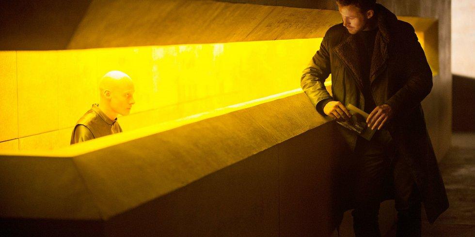 Blade Runner 2049 with Ryan Gosling