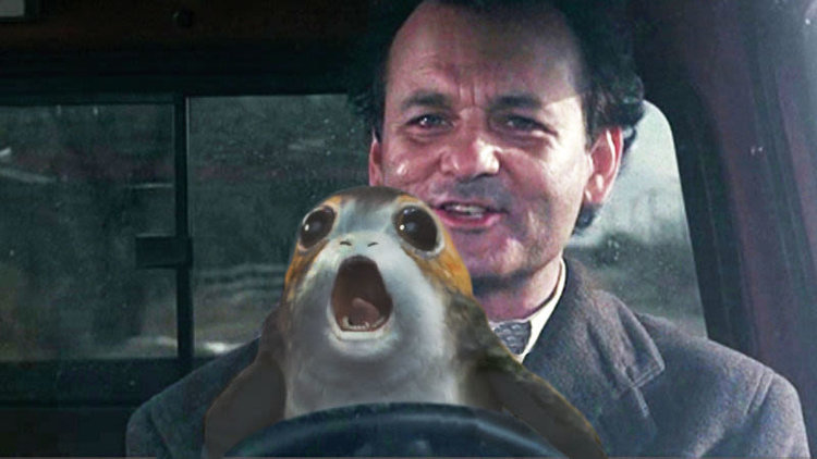 heres a large and ridiculous collection of porg humor that has flooded the internet40