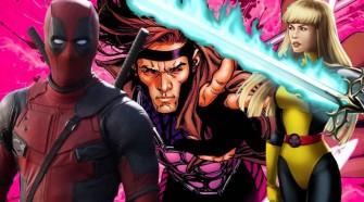 Deadpool Gambit and Magik