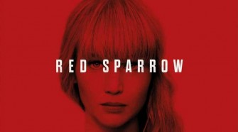 Red Sparrow Poster Jennifer Lawrence 1