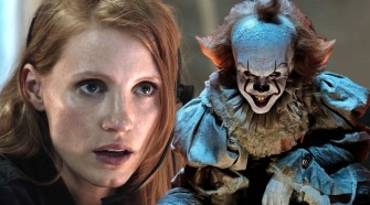 Jessica Chastain starring in IT sequel as adult Beverly