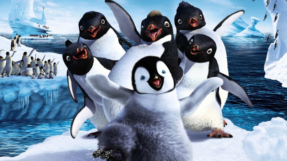 Mumble Penguin