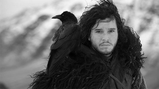 drawn raven snow 11