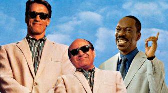 Triplets Movie Arnold Schwarzenegger Shooting Next
