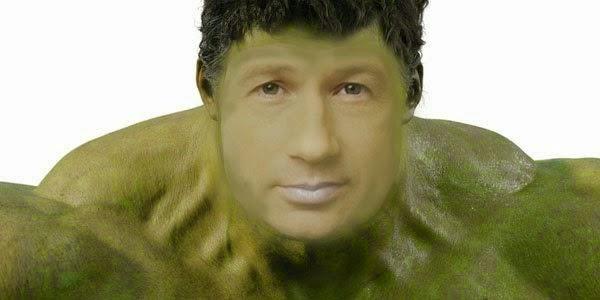 david duchovny as the hulk