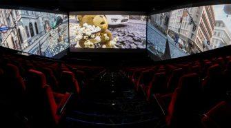 Cinema City ScreenX 4