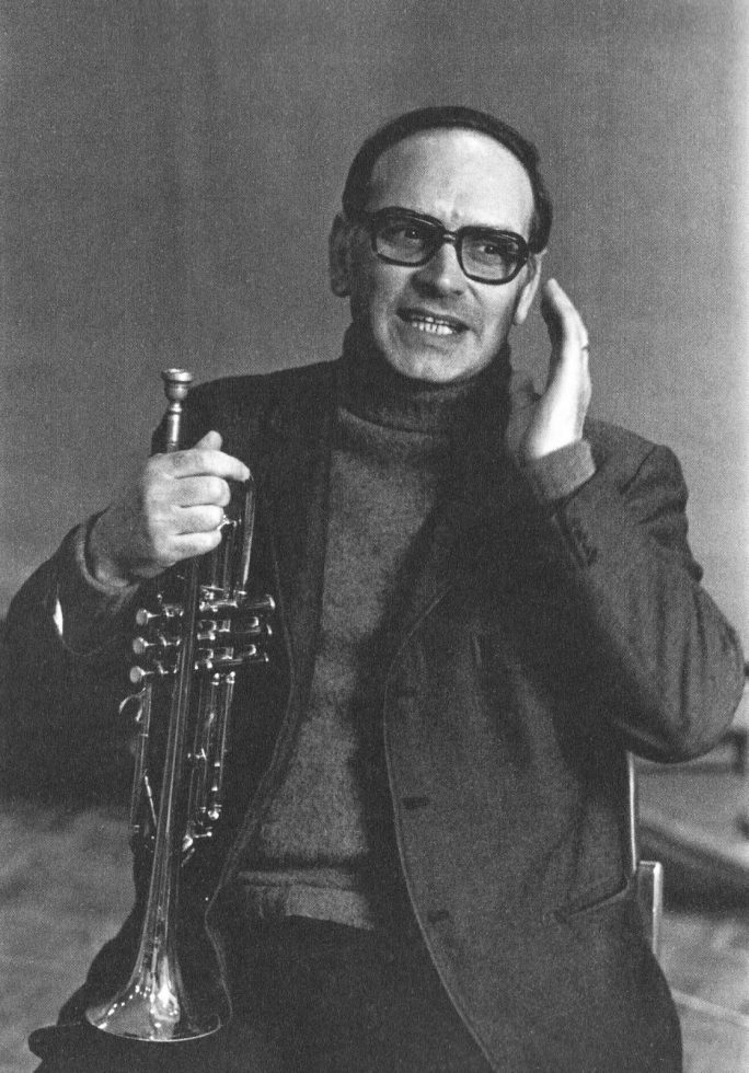 Morricone and trumpet