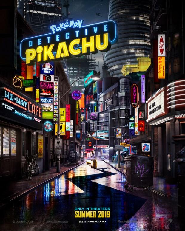 pikachu detective p