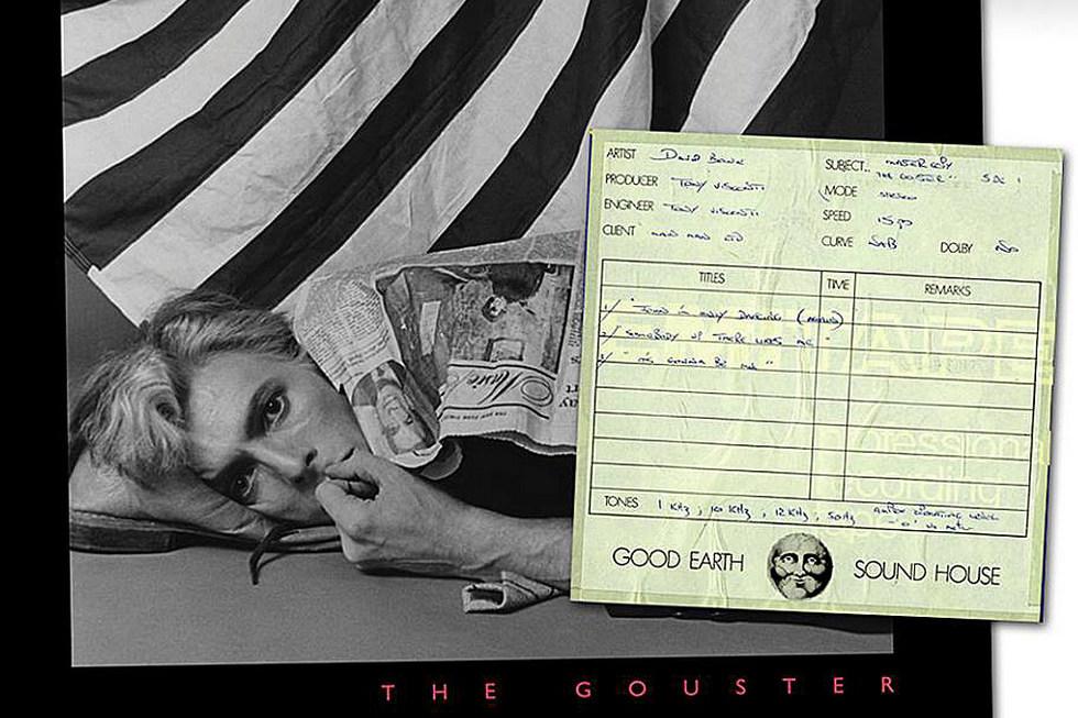 David Bowie Parlophone