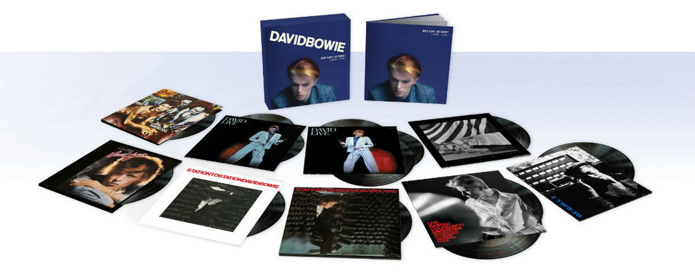 David Bowie Who Can I Be Now 1974 1976