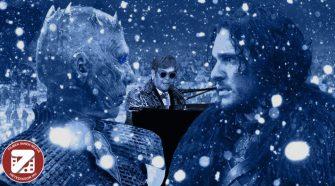 elton john snow