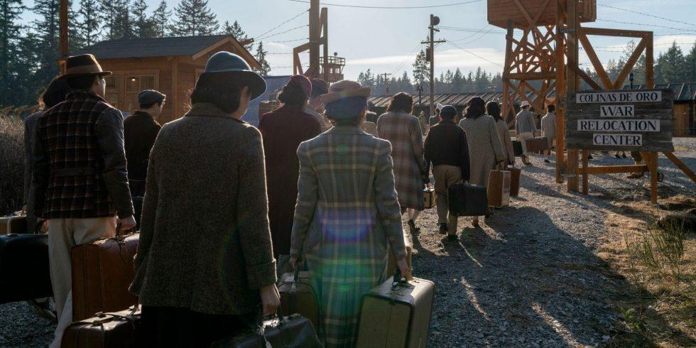 The Terror Infamy Internment Camp