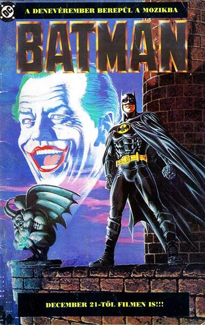 batman a deneverember 1989