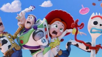 toy story 4 d