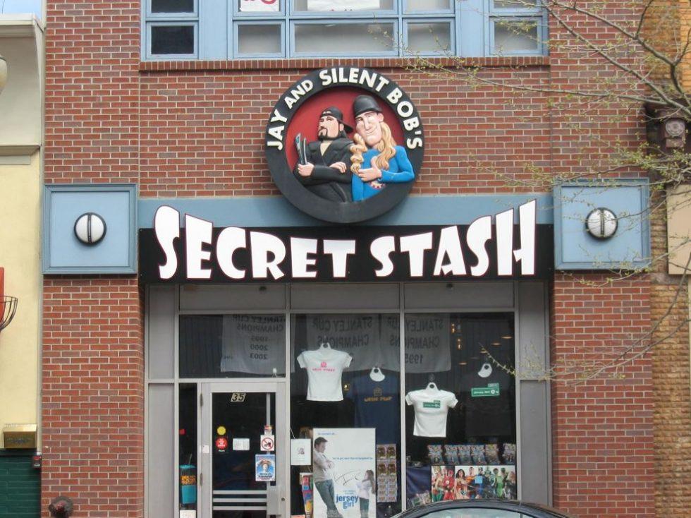Jay Silent Bob's Secret Stash