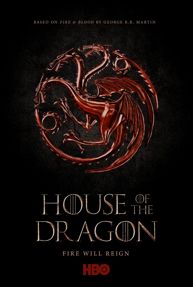 game of thrones house of the dragon poster1