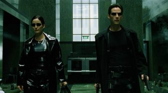 how will the upcomingmatrixsequel resolve the deaths of neo keanu reeves and trinity carrie a