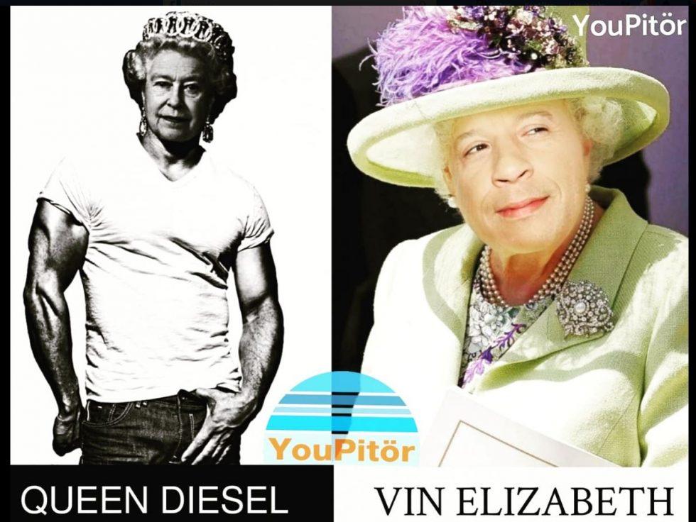 queen diesel