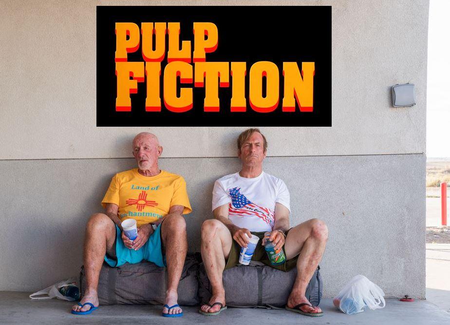 pulp fiction better call saul