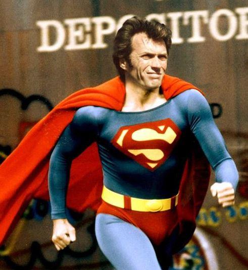 eastwood superman